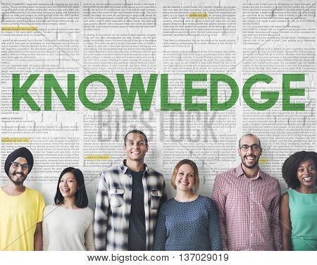 knowledge Education Intelligence Insight Wisdom Concept