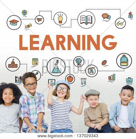 Academic Knowledge Improvement Class Experiament Concept