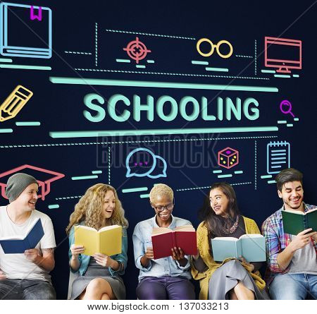 Schooling College Educational Knowledge Learn Concept