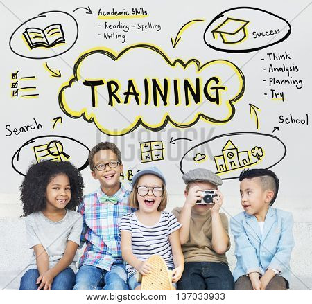 Lesson Training Study Knowledge Learning Concept
