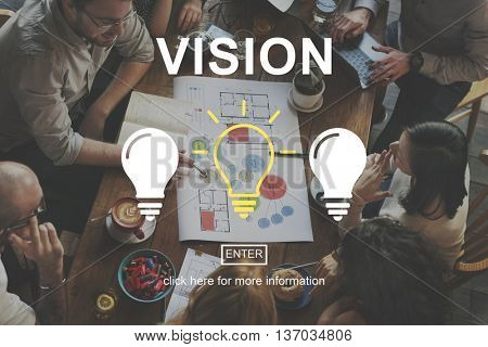 Ideas Thinking Thoughts Vision Brainstorm Concept