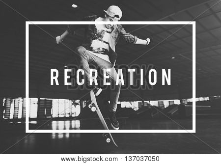 Lifetsyle Enjoyment Fun Passion Leisure Concept