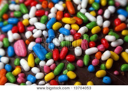 Multicoloured Truffle, Macro