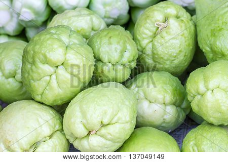 Chayote Or Bittergourd