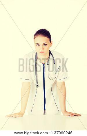 Medical doctor or nurse