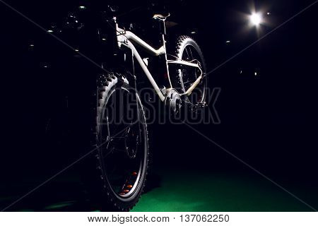 Outdoor Off-road Bicycle With Winter Tire