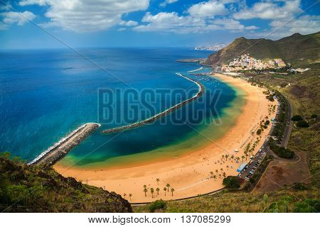 Playa De Las Teresitas, Canary Islands