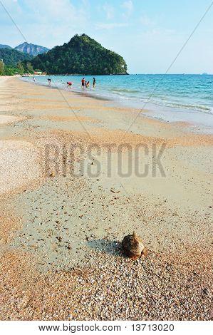 Soda Andaman, Phra Nang Beach