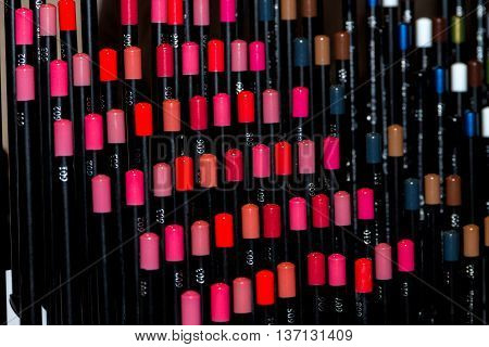 Colorful Eyeliners / Lip Liners