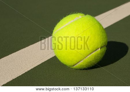 Yellow Tennis Balls - 3