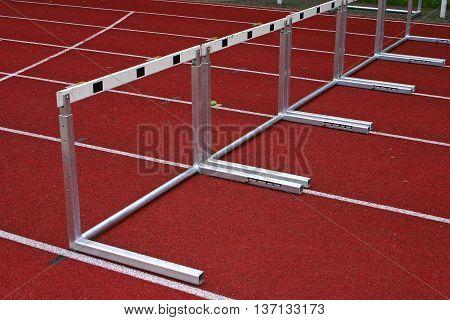 Hurdles Athletic Stadion - 1
