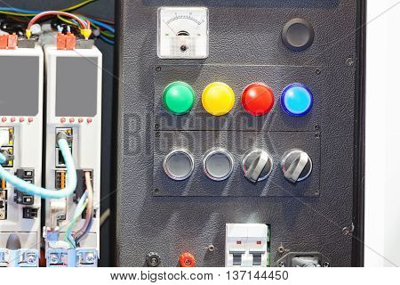 Industrial Control Box