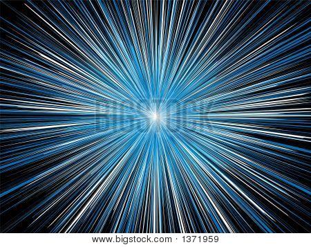 Explosion Blue