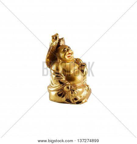 The Figure Of The God Hotei
