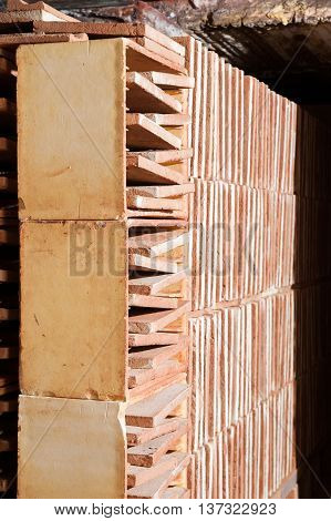 The Making Of Red Bricks