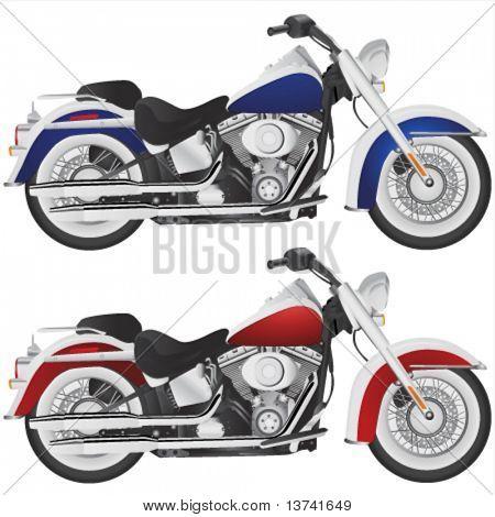 motorcycle chopper (detail )
