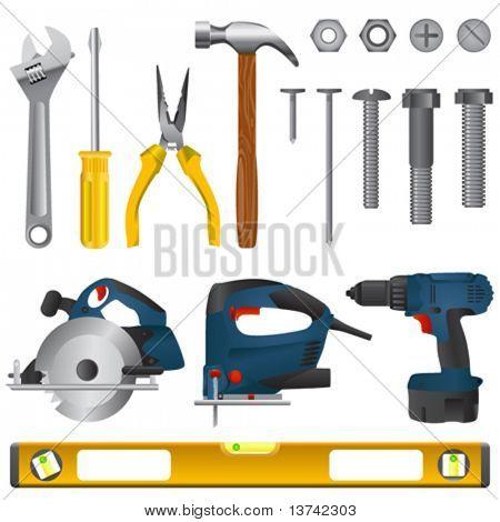 tool set vector