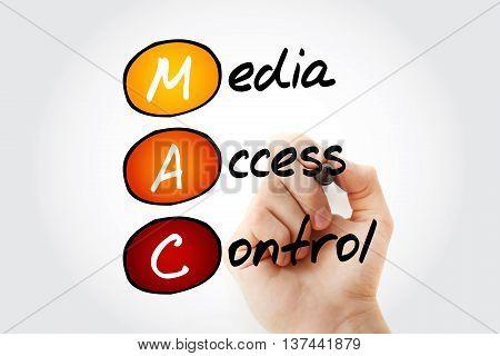 Mac Media Access Control