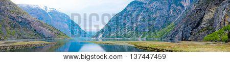 Panorama Fjord, Norway