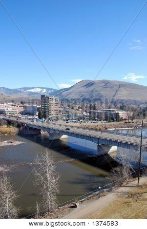 Higgins Bridge Missoula, Montana
