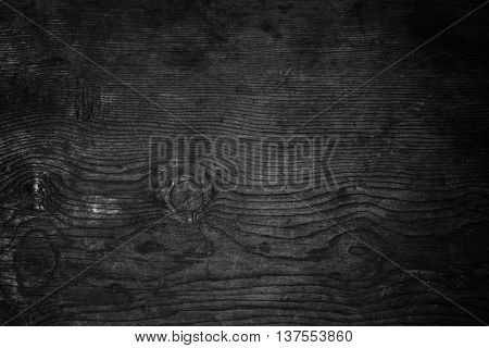 Black wood texture background, wood texture background