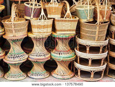 Basketry Is Thai Handmade