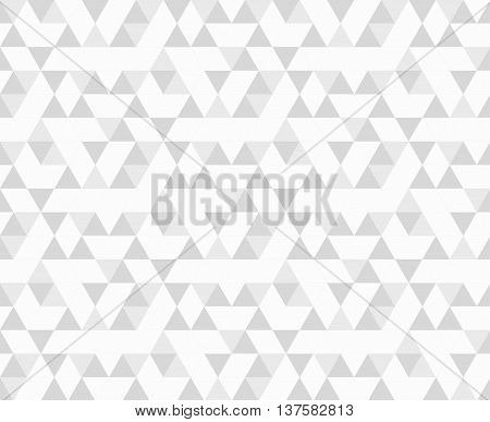 Abstract geometric triangle pattern background and texture