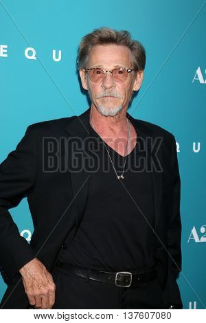 LOS ANGELES - JUL 7:  Dennis Christopher at the Equals LA Premiere at the ArcLight Hollywood on July 7, 2016 in Los Angeles, CA