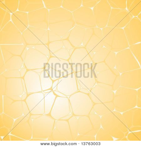 Yellow abstract background with place for your content