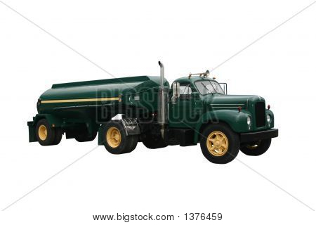 Green Tanker Side
