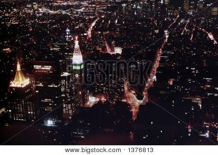 Manhattan, Night