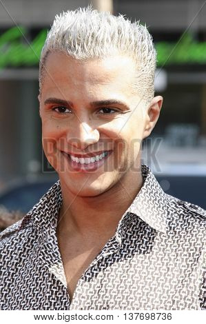 Jay Manuel at the World premiere of 'Nancy Drew' held at the Grauman's Chinese Theater in Hollywood, USA on June 9, 2007.