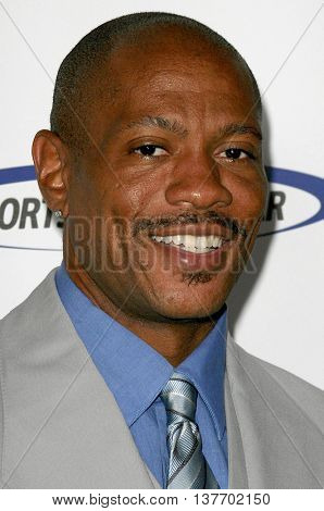 Maurice Greene at the 22nd Annual Sports Spectacular held at the Hyatt Century Plaza Hotel in Century City, USA on June 3, 2007.