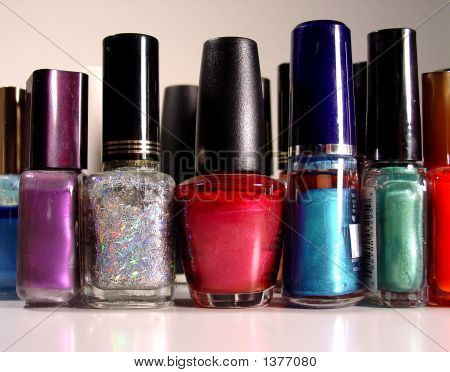 Assorted Nail Polish