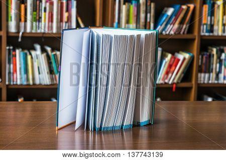 Standing Book