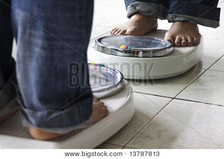 As I weight