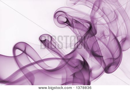 Purple Tube Smoke