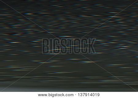 Abstract backgroud of space with stars on hight speed