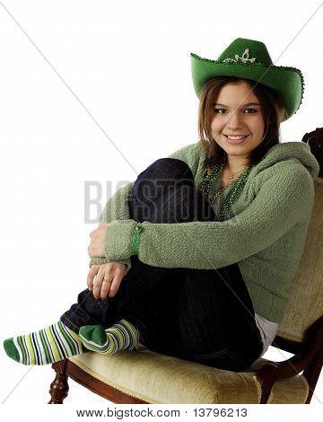 Happy Celebrating St. Patrick's Day