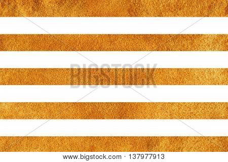 Golden Striped Background.