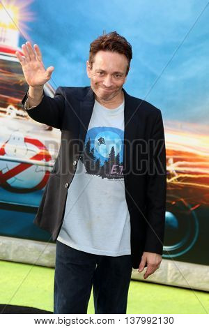 LOS ANGELES - JUL 9:  Chris Kattan at the Ghostbusters Premiere at the TCL Chinese Theater IMAX on July 9, 2016 in Los Angeles, CA