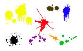 Primary Splatters