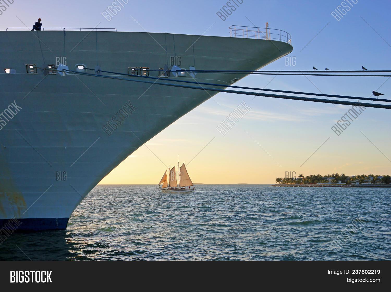 Big Cruise Ship Small Image & Photo (Free Trial)   Bigstock