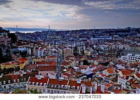 beautiful photo of Lisbon, Portugal