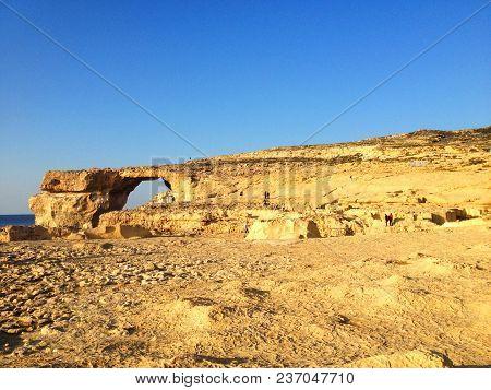 The Island Of Gozo - Azure Window.