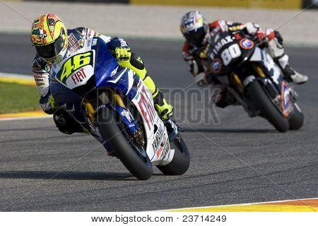 MotoGP World Championship in Valencia Cheste 2007 Spain
