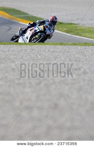 SBK Superbike world championship - Spanish Round Valencia 2008 - Cheste Circuit - 2008.04.04 - Fonsi Nieto