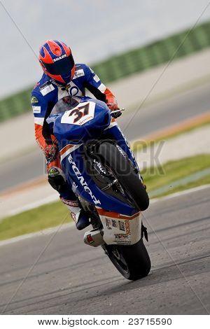 SBK Campeonato del Mundo de Superbikes - Spanish Round - Valencia 2008 en el Circuito Ricardo Tormo de Cheste