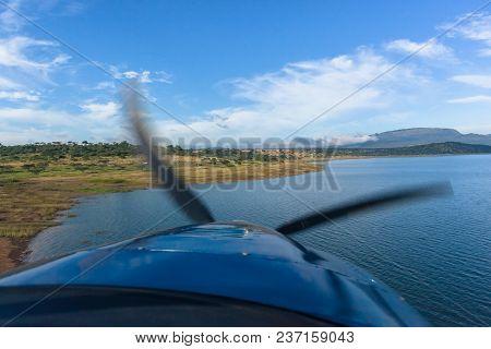 Flying Low Dam Farmlands