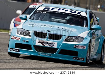FIA World Touring Car Championship WTCC 2008 in Valencia, spain - Cheste Circuit and  Open GT, Eurocup Seat Le?n and Formula Master